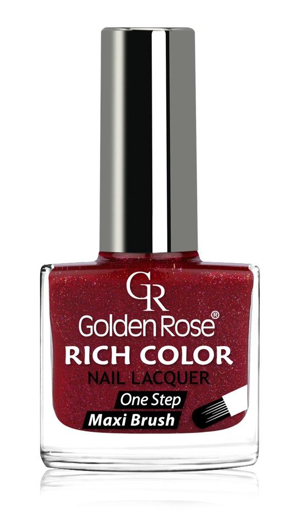 Лак Golden Rose Rich Color. Тон 45 цена 2017