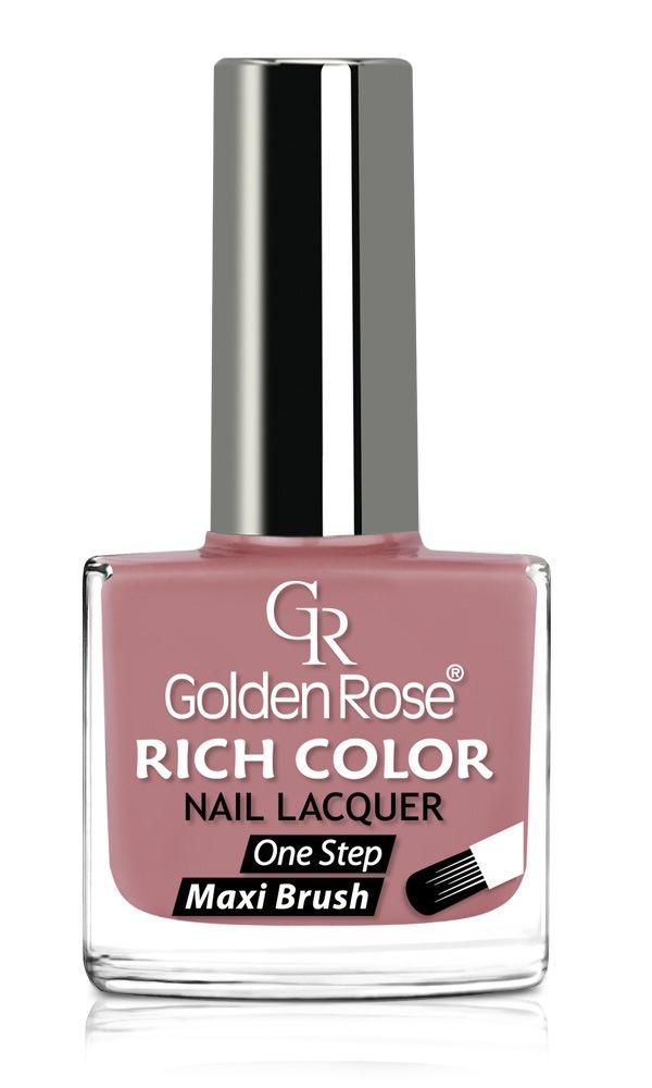 Лак Golden Rose Rich Color. Тон 78 цена 2017
