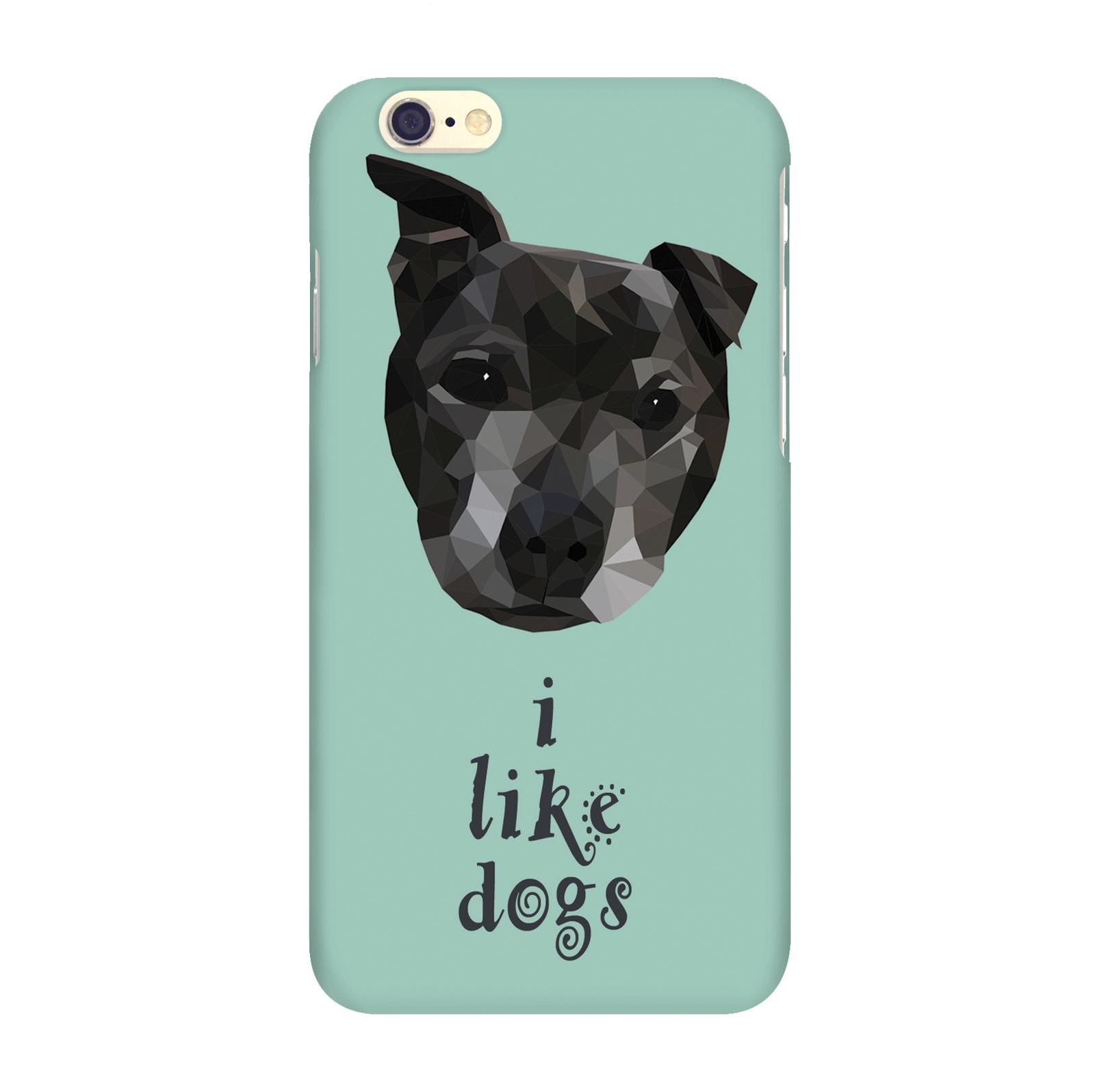 Чехол для Iphone 6 I like dogs IP6.MITYA-250 цена и фото