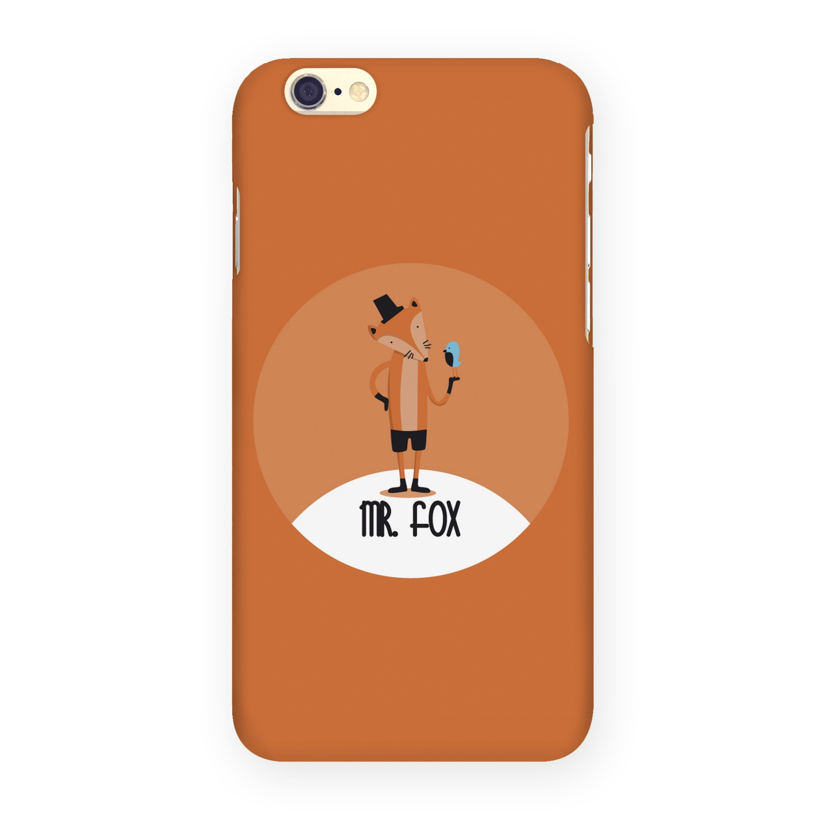 Чехол Mitya Veselkov Mr. Fox для iPhone 6/6s, IP6.MITYA-317 цена и фото