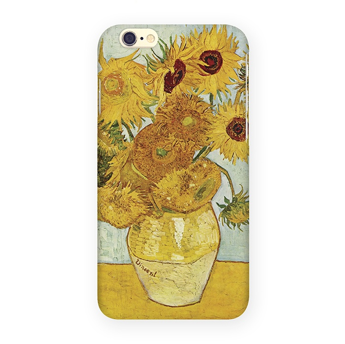 Чехол для IPhone 6 Подсолнухи Ван Гога Арт. IP6.МITYA-038 все цены