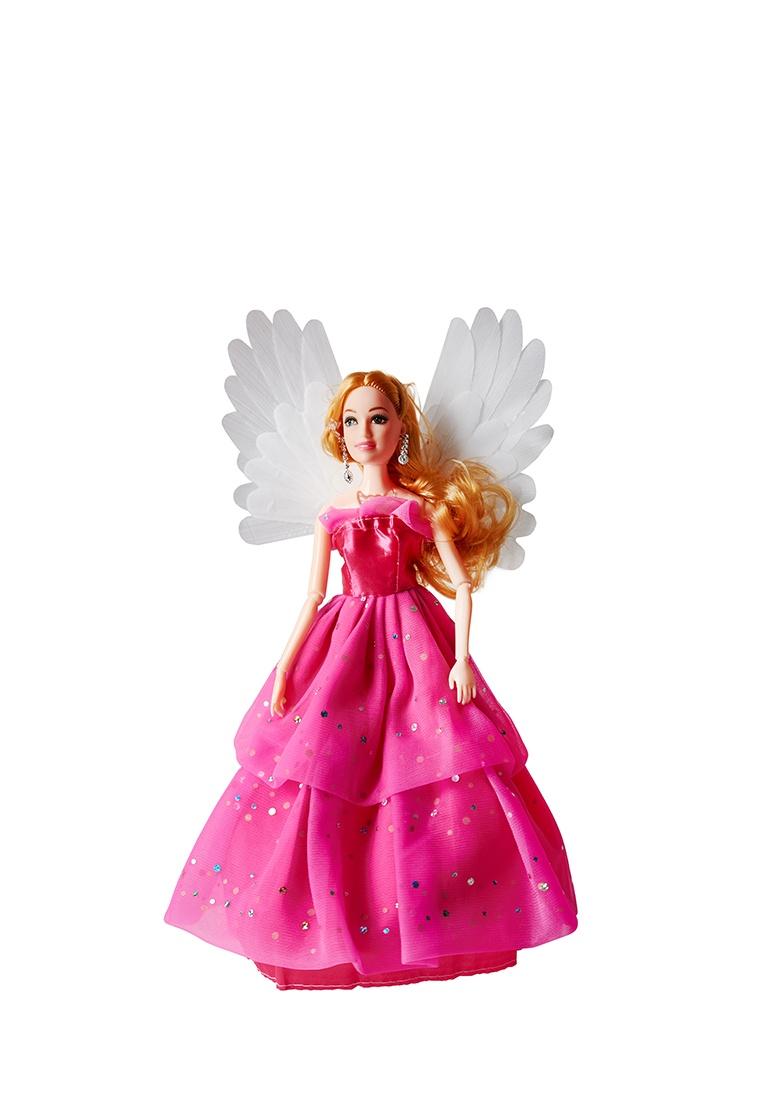 Кукла Max&Jessi I1137491-2 розовый
