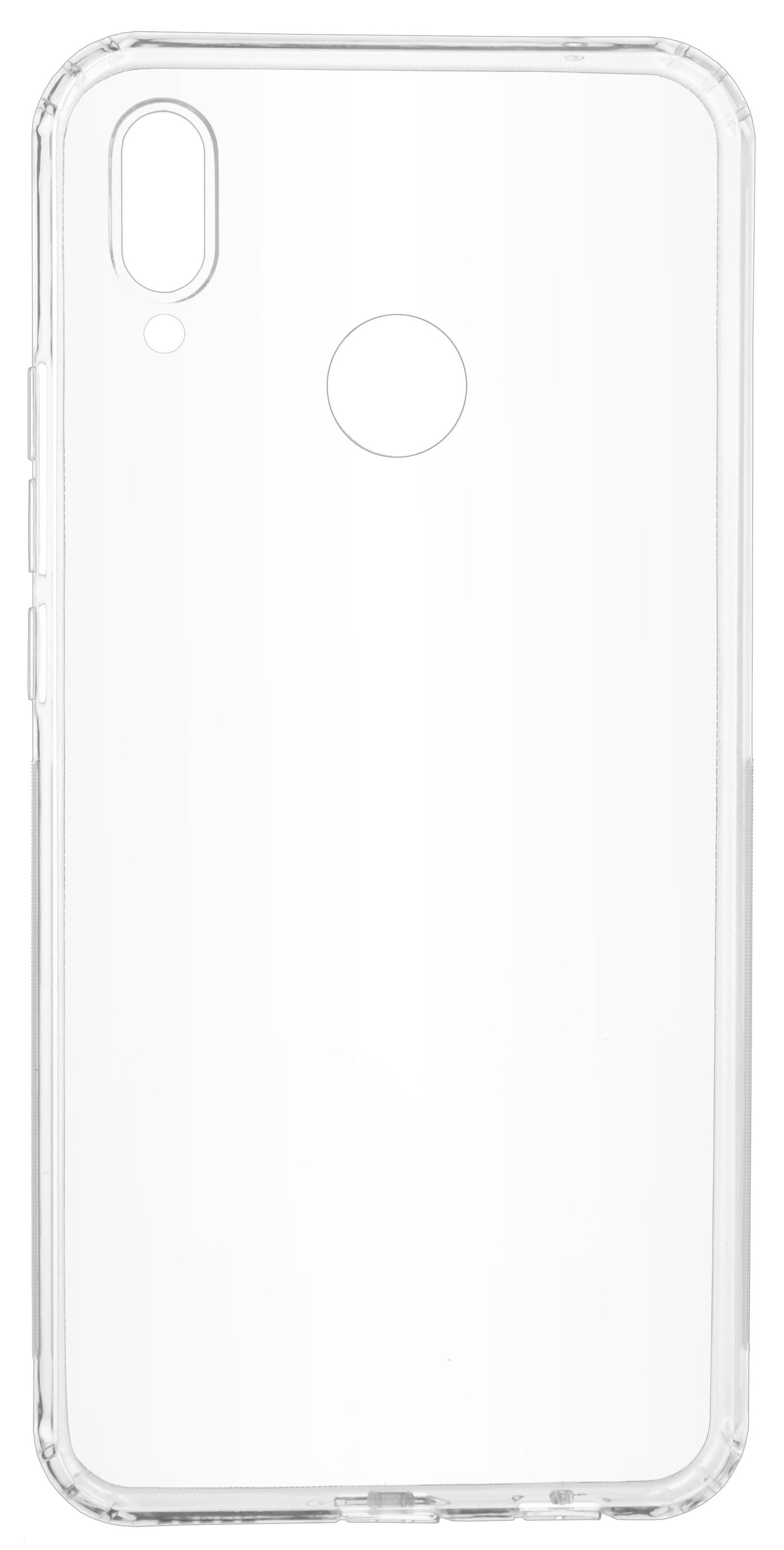 Накладка skinBOX для Huawei Nova 3i, Transparent аксессуар чехол для huawei nova 3 2018 zibelino ultra thin case transparent zutc hua nova3 wht