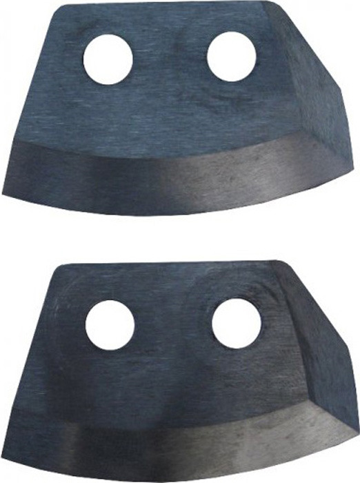 Ножи для ледобура ТОНАР Helios HS-110, 0054649, серый металлик, полукруглые, диаметр 11 см