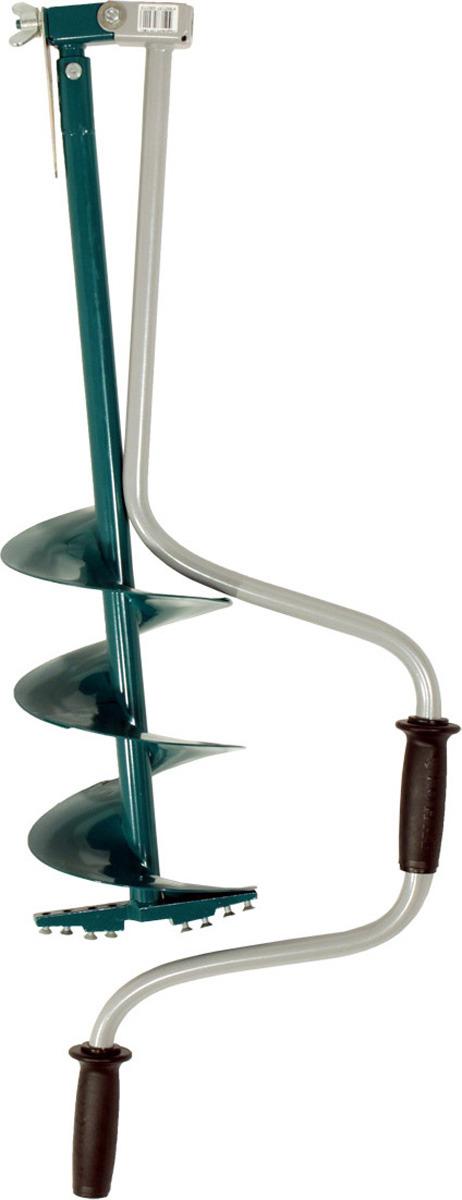 Ледобур ТОНАР ЛР-180Т телескопический, 13-11-059, диаметр 180 мм ледобур тонар лр 150д двуручный диаметр 150 мм