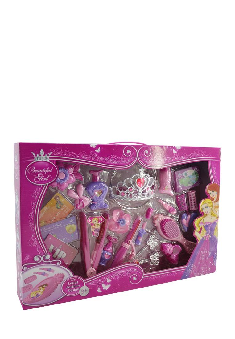 Набор красоты KariKids BT734337, 85478391, розовый