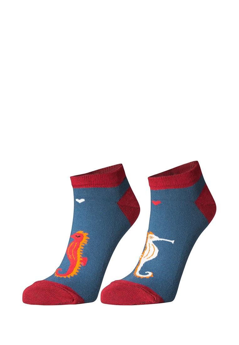 Носки Big Bang Socks ostin укороченные шорты с принтом