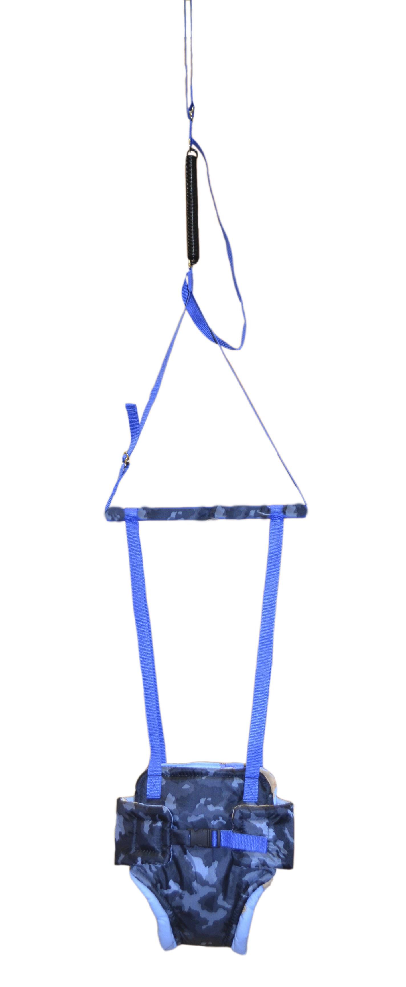 Детский тренажер Мирти Прыгунки №1, 4610003450762, синий
