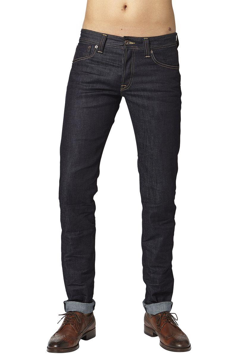 Джинсы мужские Pepe Jeans Cane, цвет: синий. 097.PM200072.H05.000. Размер 30-34 (46-34)097.PM200072.H05.000
