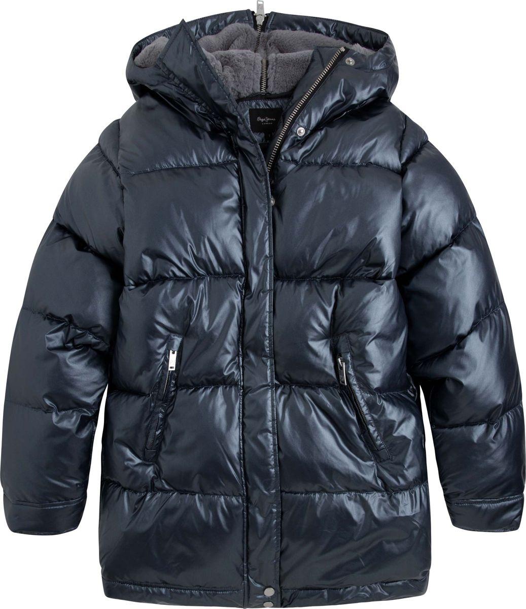Фото - Куртка Pepe Jeans куртка женская pepe jeans цвет зеленый 097 pl401555 664 размер m 44 46