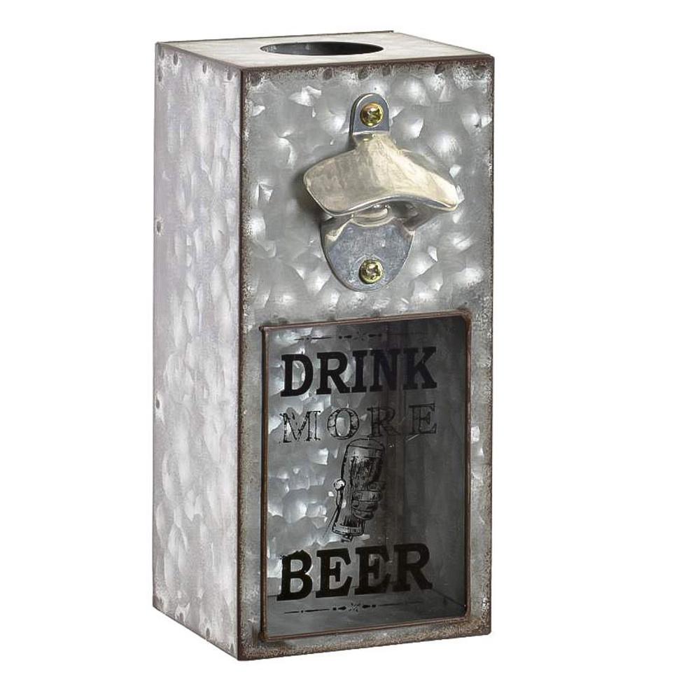 Коробка для пробок Rich Line Home Decor Drink more beer