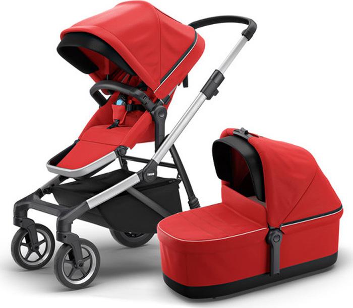 Городская коляска Thule Sleek, 11000009, красный