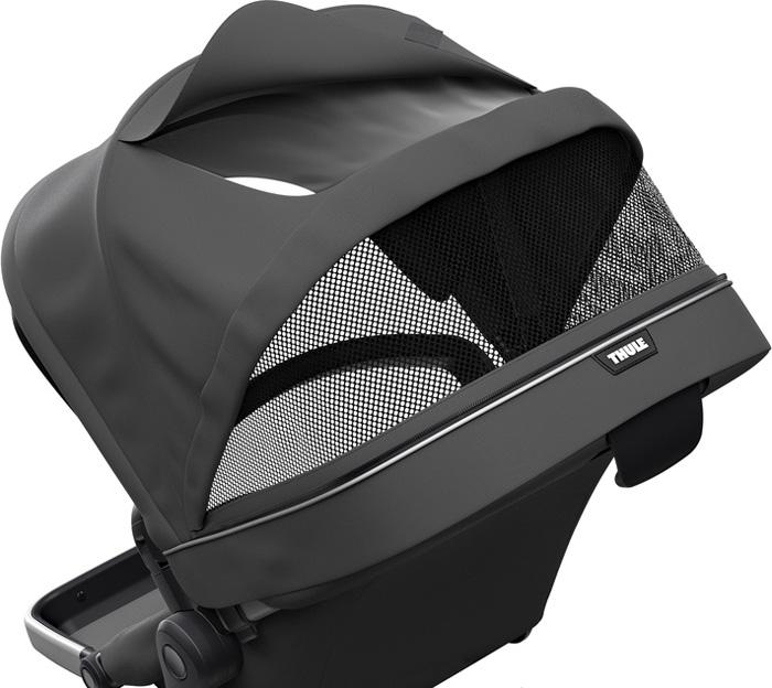 Блок для коляски Thule Sleek, 11000202, серый