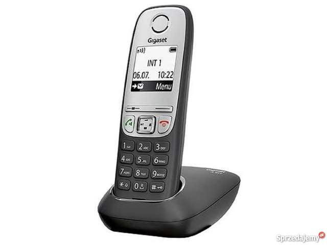 Радиотелефон Gigaset Gigaset A415 RUS BLACK, S30852-H2505-S301, черный радиотелефон gigaset a415 черный