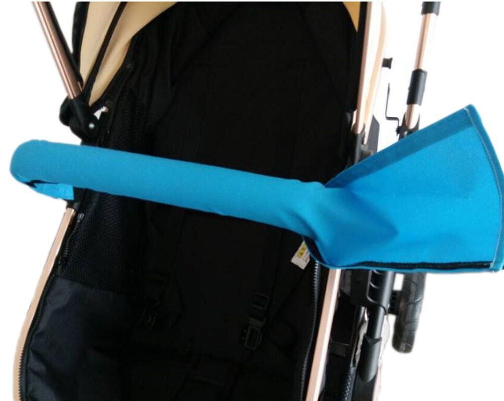 Чехол на ручку для коляски Мирти, 2000065490011, голубой