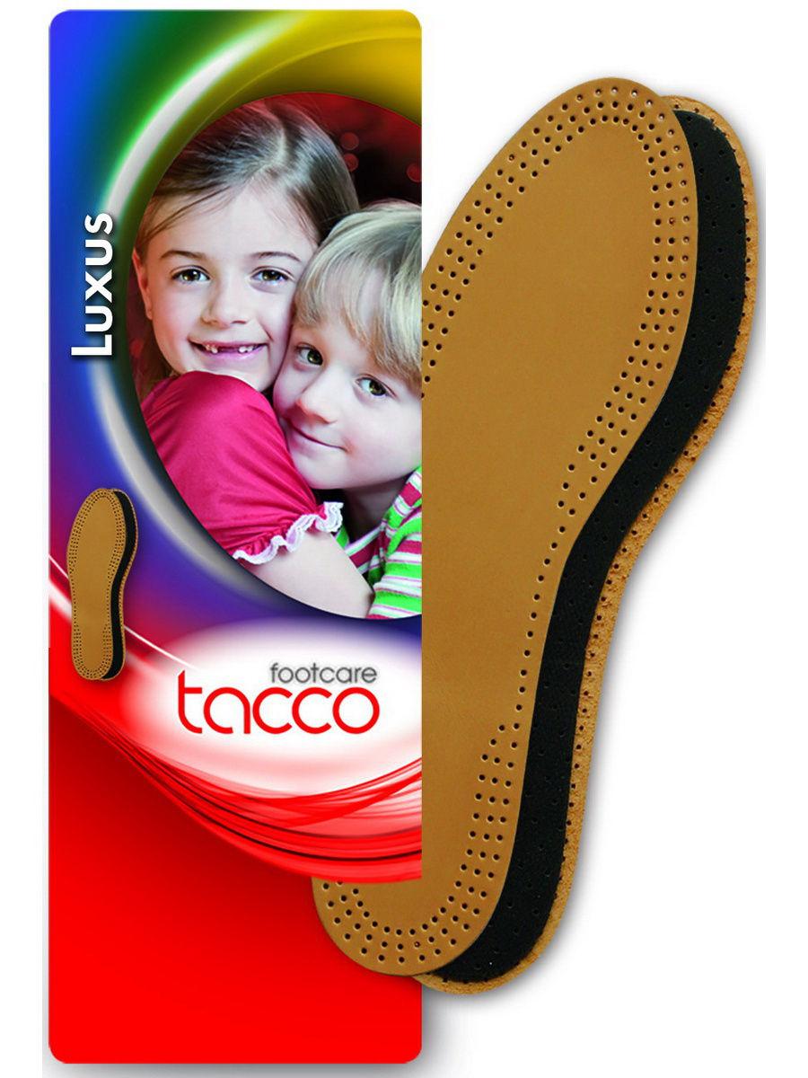 Стельки Tacco Footcare Luxus р. 41-42 Tacco, 189-613-41-42