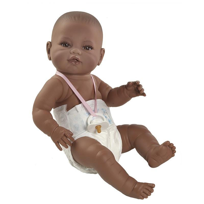 Кукла Munecas Berbesa Recien Nacido кукла berbesa виниловая 42см пупс новорожденный 5110