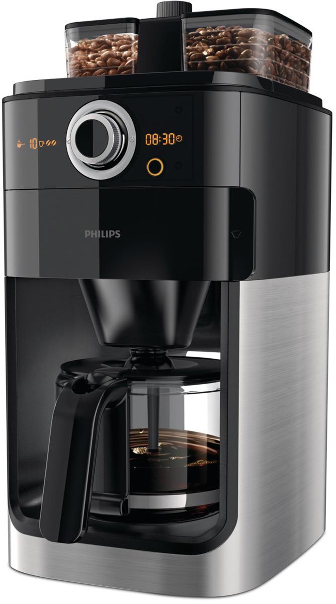 Кофемашина Philips Grind & Brew HD7769/00