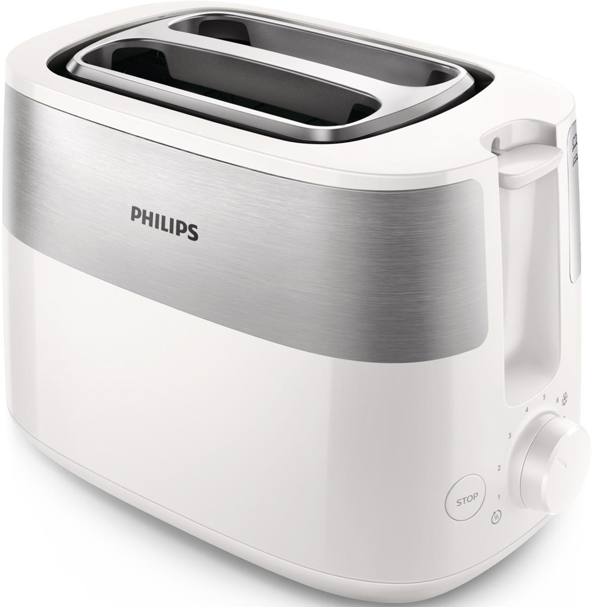 Тостер Philips Daily Collection HD2515/00