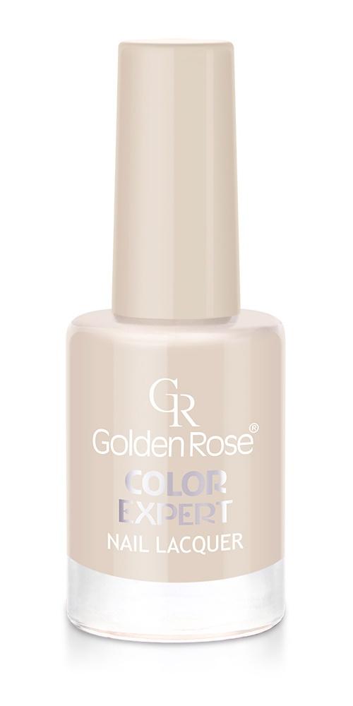 Лак для ногтей Color Expert. Тон 05GRNCEL-05/05Палитра лаков Golden Rose COLOR EXPERT объединяет 145 уникальных глубоких и насыщенных оттенков от нежных акварельных до ярких экстравагантных. Благодаря плоской, мягкой и широкой кисточке из высококачественного материала плотная текстура лака идеально распределяется по всей поверхности ногтевой пластины. В состав лака входят интенсивные пигменты, создающие покрытие максимально насыщенного цвета, отличающееся особенно выразительным глянцем. Раскрасьте будни яркими цветами лаков COLOR EXPERT, превратите самый пасмурный день в праздник, сделайте свою жизнь многогранной. Практически все оттенки представлены на сайте.
