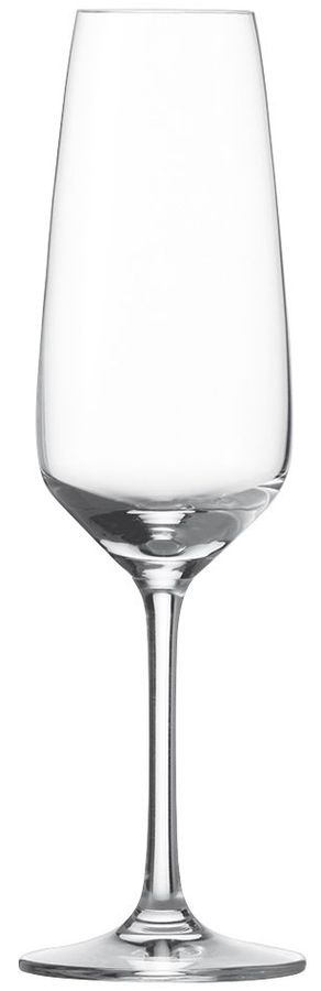 Набор фужеров для шампанского Schott Zwiesel Taste 115 674-6, 283 мл, 6 шт schott zwiesel набор стопок для водки paris 40 мл 6 шт 572 702 6 schott zwiesel