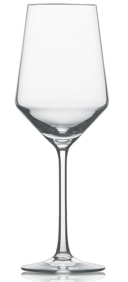 все цены на Набор бокалов для белого вина Schott Zwiesel Pure 112 412-6, 408 мл, 6 шт онлайн