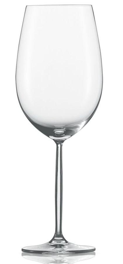 Набор бокалов для красного вина Schott Zwiesel Diva 104 595-2, 770 мл, 2 шт набор формочек для выпечки сердце 2 шт 631190