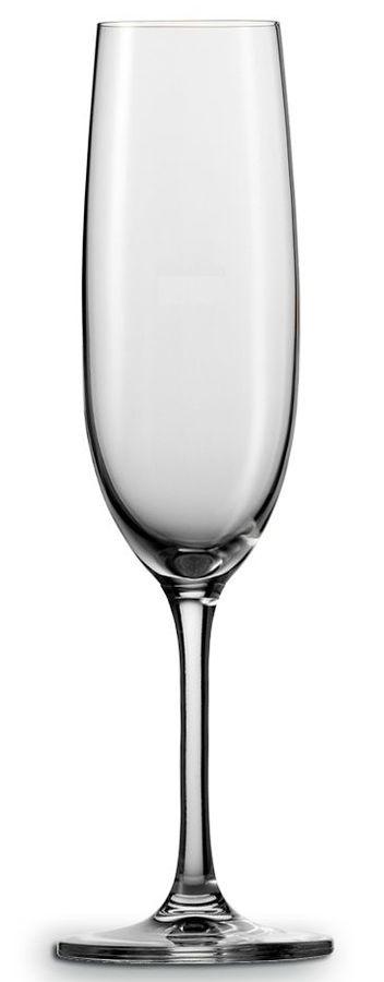 купить Набор фужеров для шампанского Schott Zwiesel Elegance 118540, 228 мл, 2 шт по цене 1110 рублей