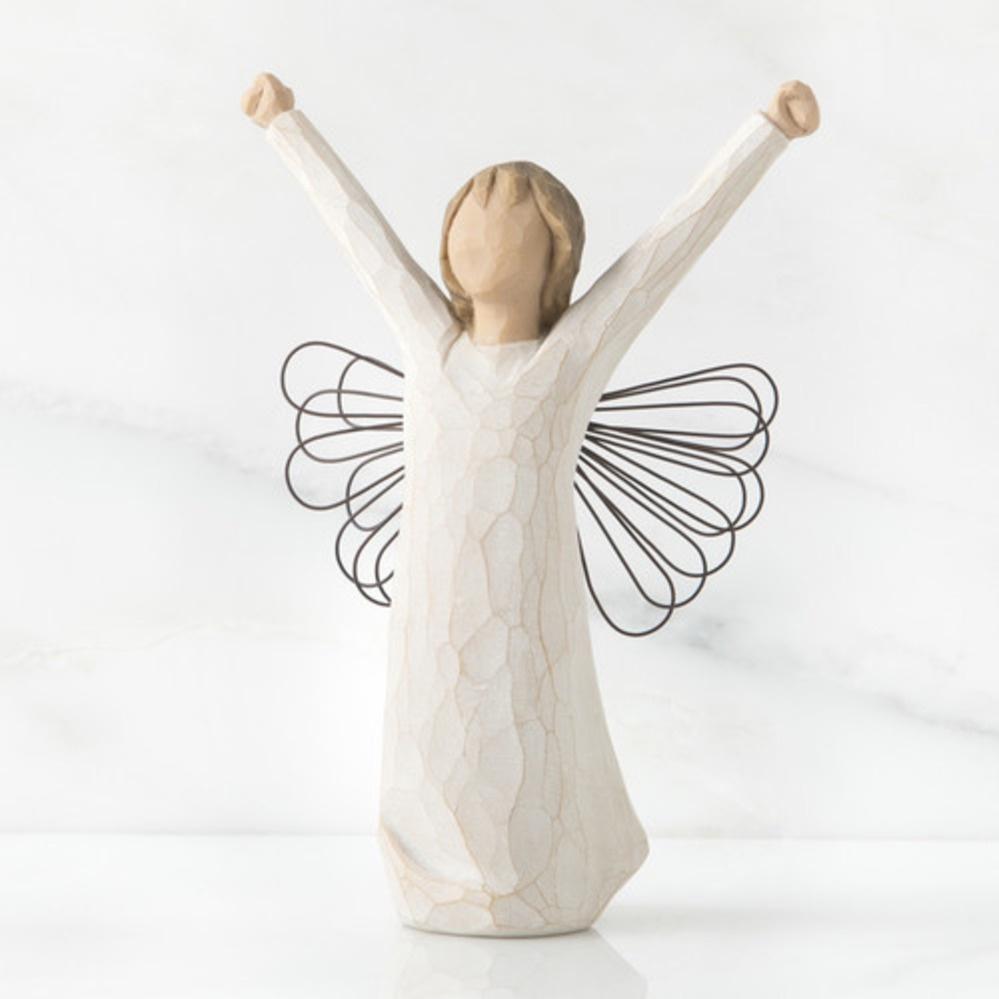 Фигурка декоративная Willow Tree статуэтка миниатюрная, интерьерная, 26149, Искусственный камень