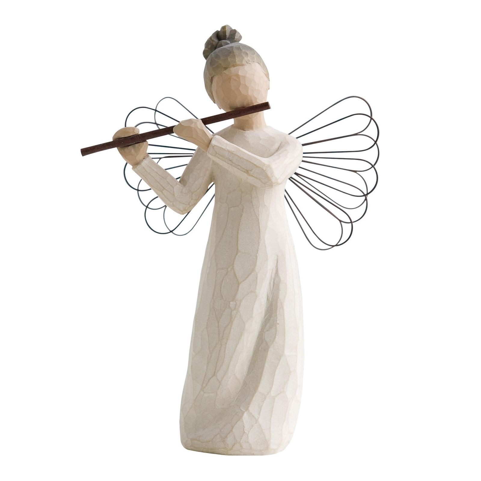 Фигурка декоративная Willow Tree статуэтка миниатюрная, интерьерная, 26083, Искусственный камень tree