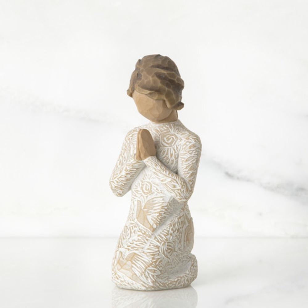 Фигурка декоративная Willow Tree статуэтка миниатюрная, интерьерная, 27158, Искусственный камень