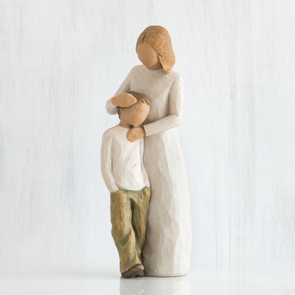 Фигурка декоративная Willow Tree статуэтка миниатюрная, интерьерная, 26102, Искусственный камень tree