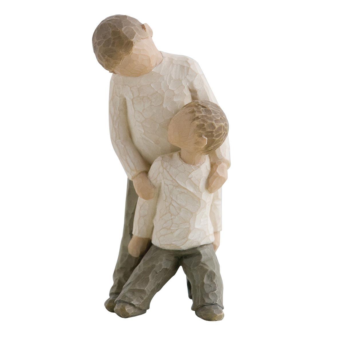 Фигурка декоративная Willow Tree статуэтка миниатюрная, интерьерная, 26056, Искусственный камень декоративная фигурка статуэтка статуэтка karavan 4104