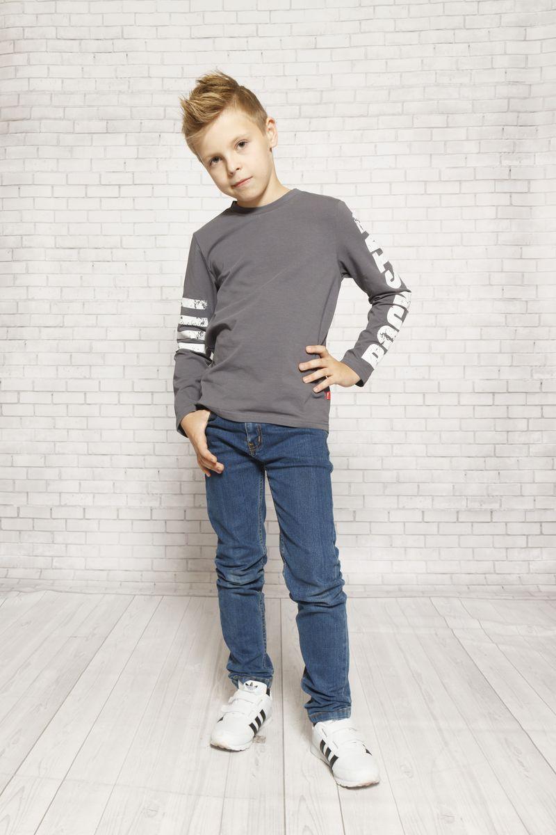 Фото - Джемпер Nota Bene джемпер для мальчика nota bene цвет темно серый н9160401д 9 размер 152 158