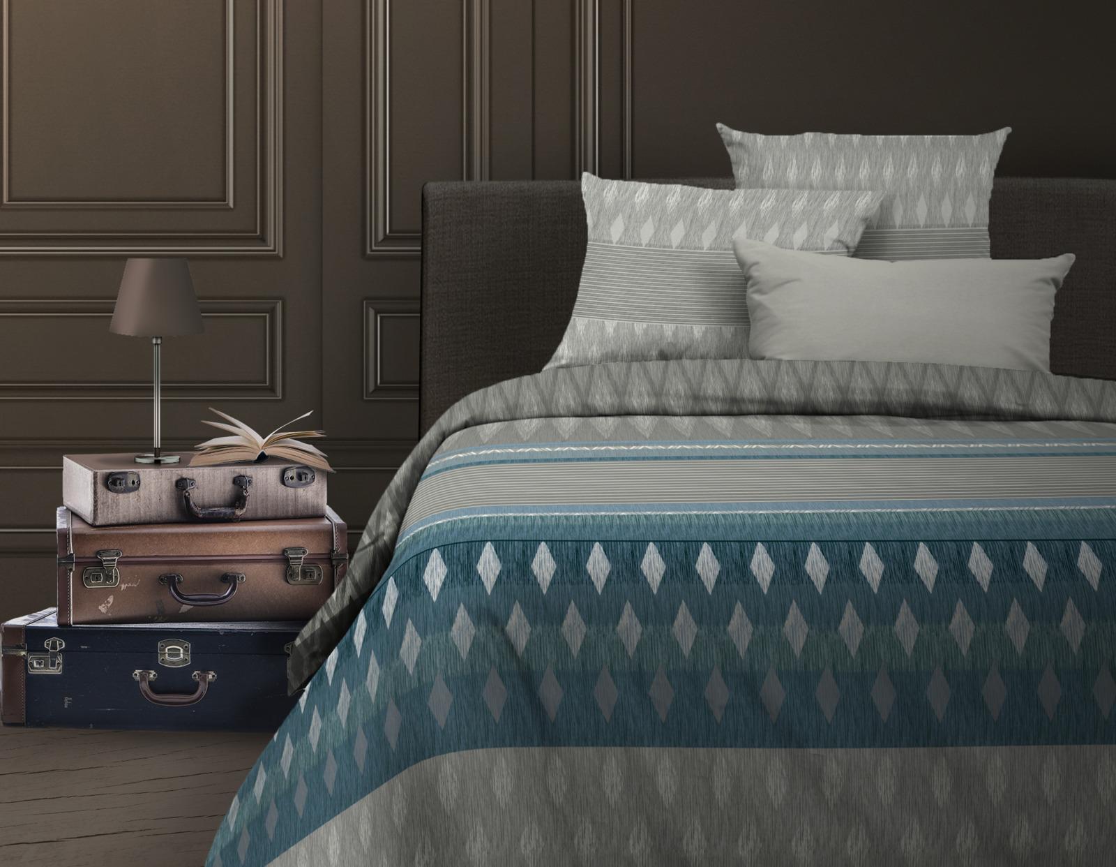 Комплект белья Wenge Billund, 532680, 1,5 спальное, наволочки 70х70 покрывало wenge watson sydney 180x210cm 504224