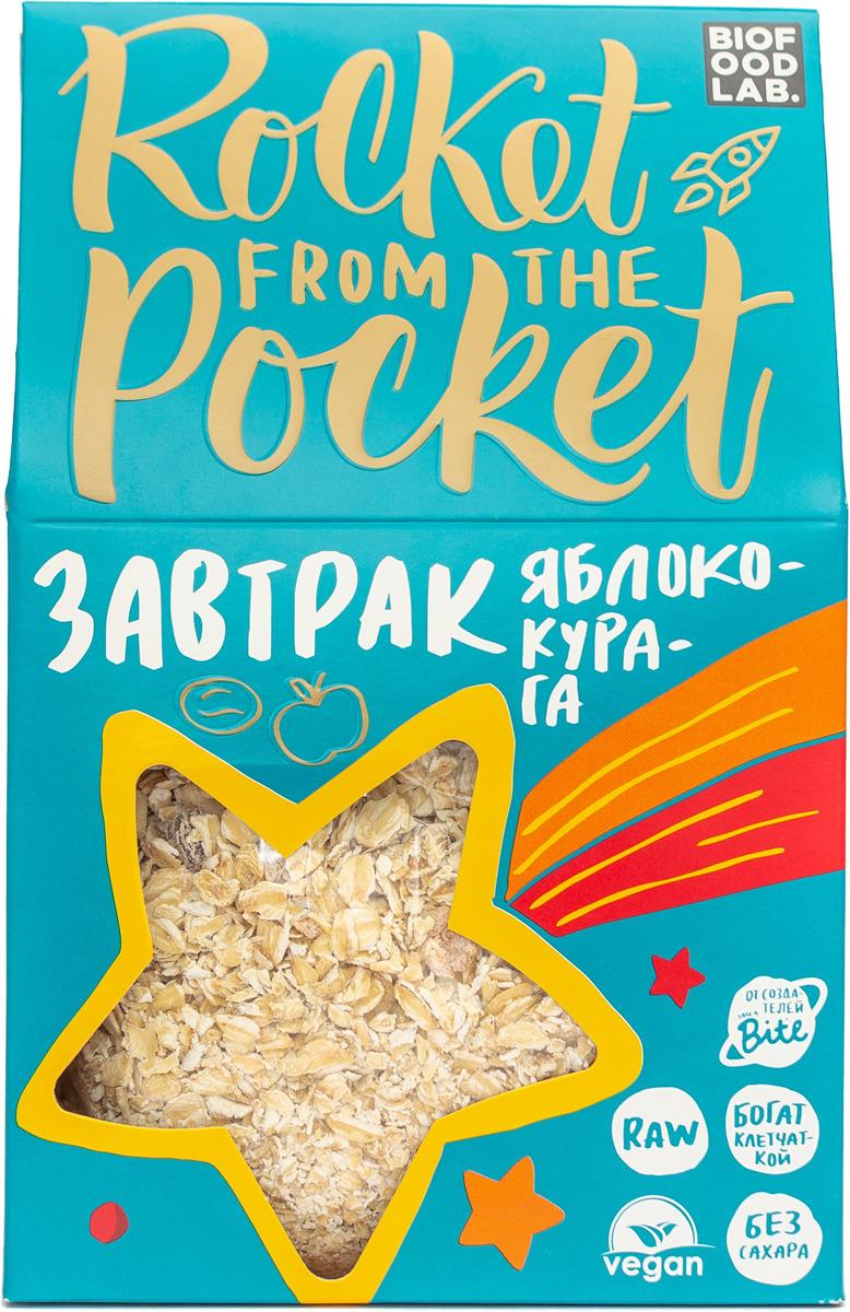 Готовый сухой завтрак Rocket from the Pocket Гранола