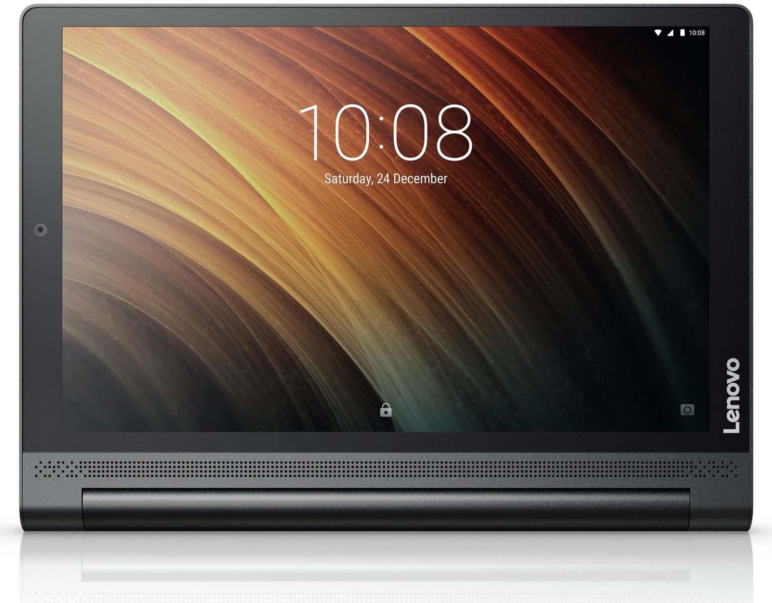 Планшет Lenovo Yoga Tablet YT-X703L, 32 ГБ, черный