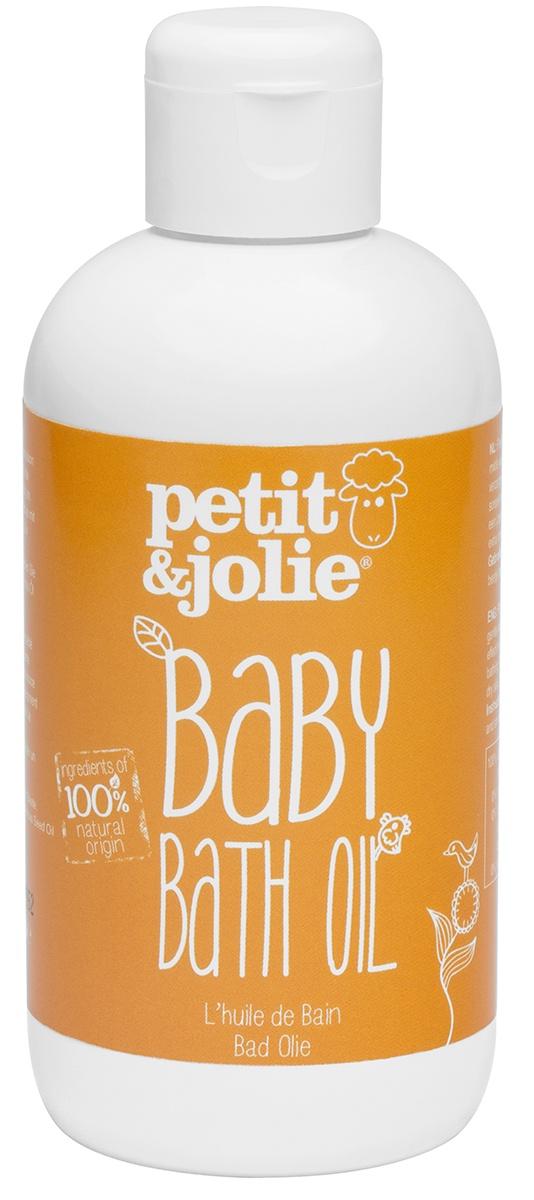 косметика для новорожденных Средство для купания Petit&Jolie Масло для ванны для младенцев