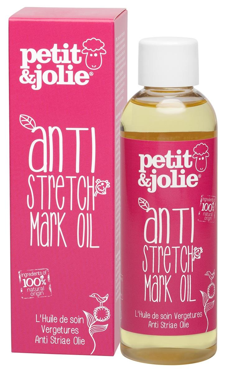 """Petit&Jolie Масло для тела """"Профилактика растяжек"""""""