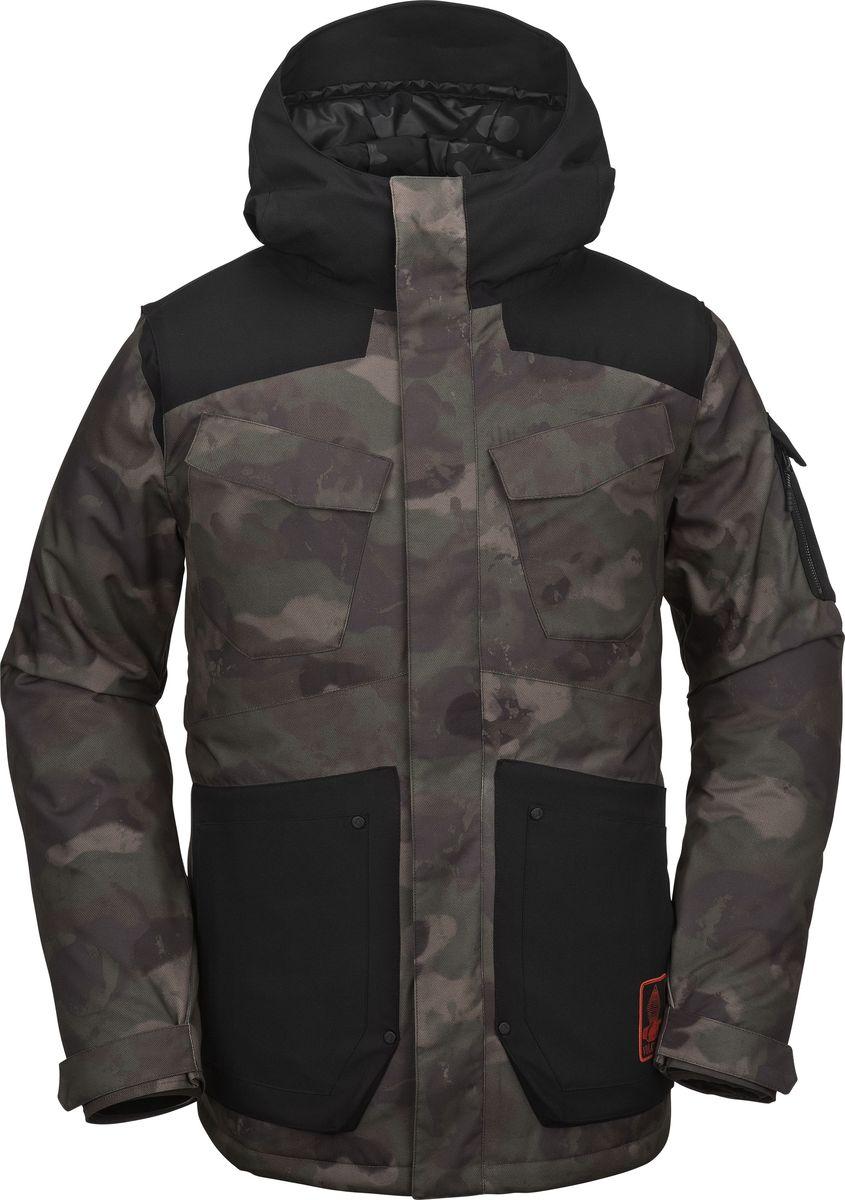 купить Куртка Volcom Vco Inferno Ins Jacket по цене 13282 рублей