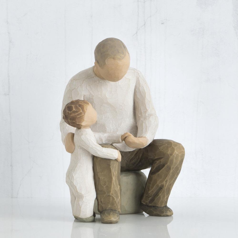 Фигурка декоративная Willow Tree статуэтка миниатюрная, интерьерная, 26058 декоративная фигурка статуэтка статуэтка karavan 4104
