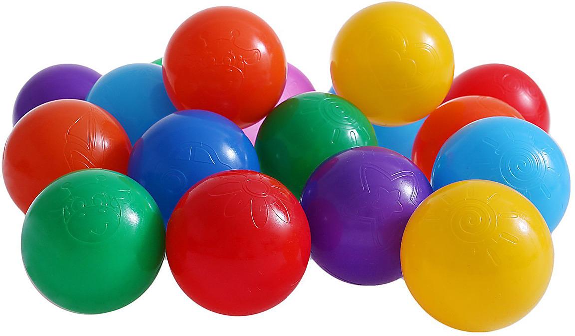Набор шаров для бассейна, 1180348, 30 шт игровой центр крошка я шарики для бассейна 90шт 1207031