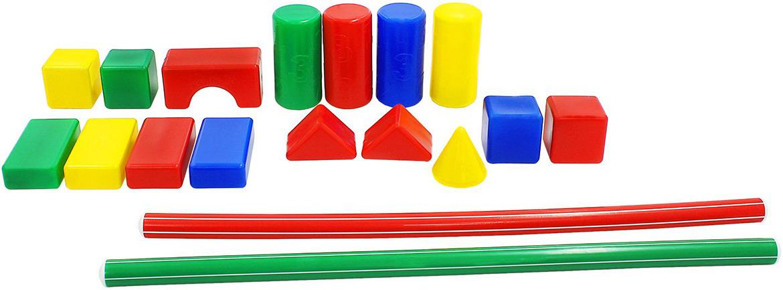 Игровой набор Крошка Я Городки, 1205960 игровой центр крошка я шарики для бассейна 90шт 1207031