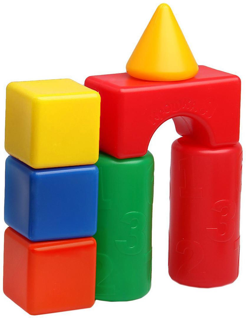 Картинка кубики пластмассовые для детей