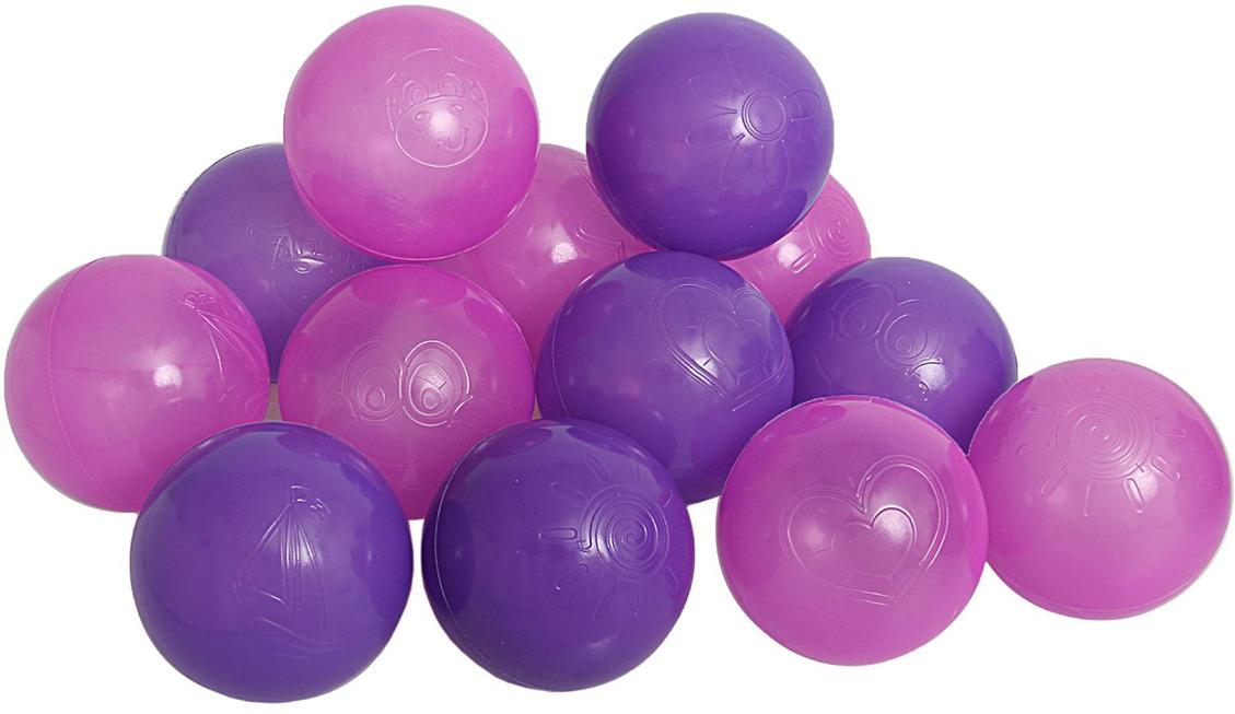 Набор шаров для бассейна Крошка Я, 1207031, 90 шт1207031Яркие разноцветные шарики для сухого бассейна добавят в детские игры больше позитива, веселья и азарта! Шарики выполнены в сочных глянцевых красках, они отлично развивают у малышей восприятие цвета.Диаметр шара - 7,5 см