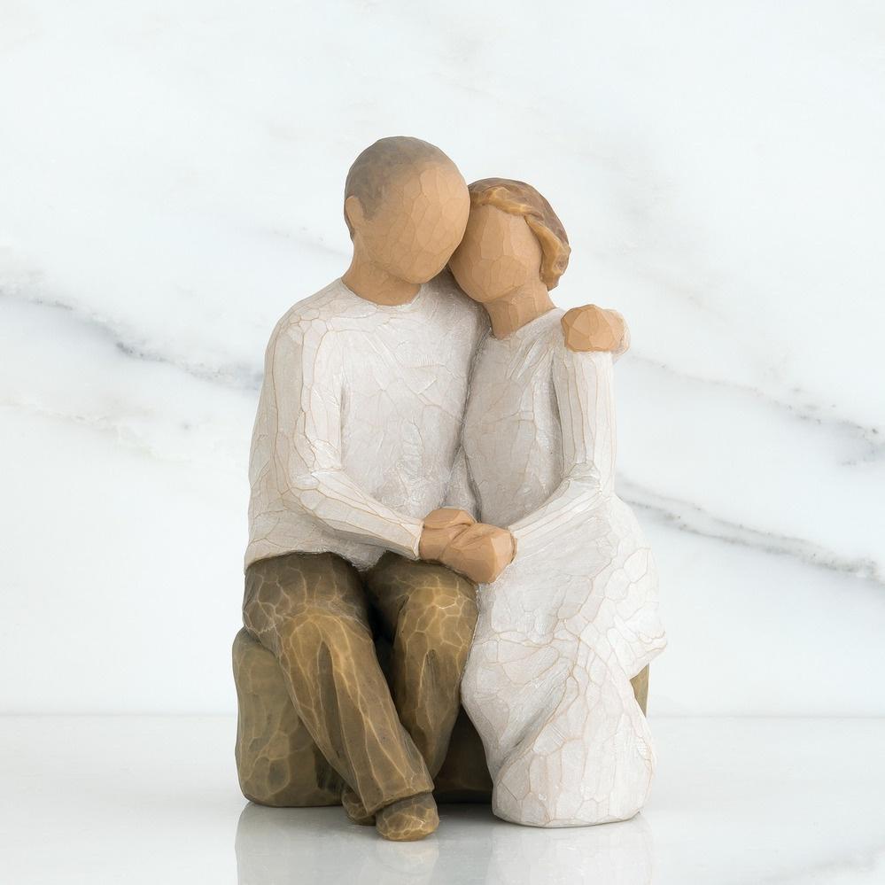 Фигурка декоративная Willow Tree статуэтка миниатюрная, интерьерная, 26184