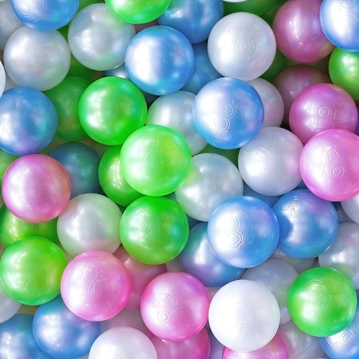 Набор шаров, 2390634, 100 шт игровой центр крошка я шарики для бассейна 90шт 1207031