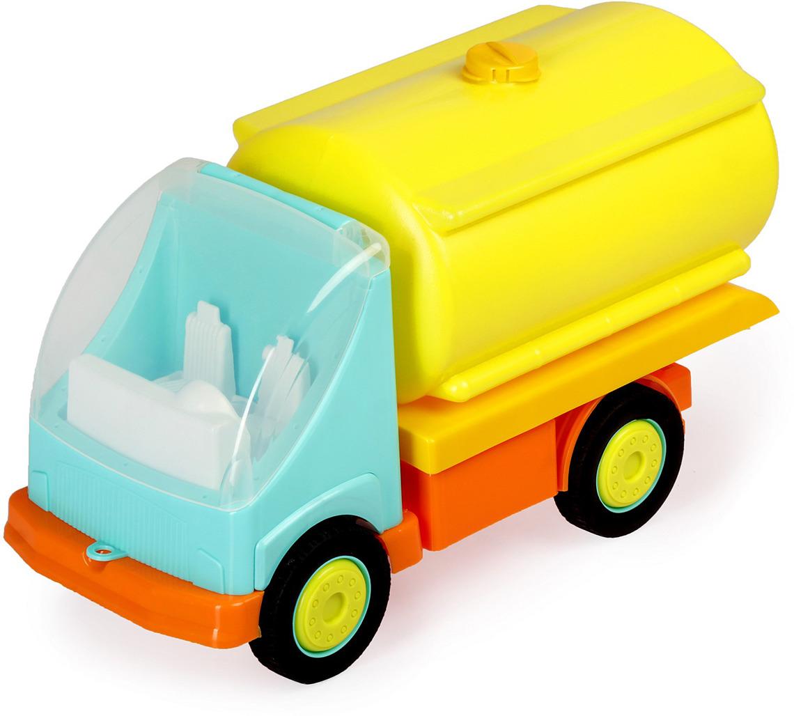 Машинка Автоцистерна, 32728193272819Иметь такую машинку в своем арсенале мечтает каждый ребенок. Машина выполнена из качественного материала и не вызывает аллергии.