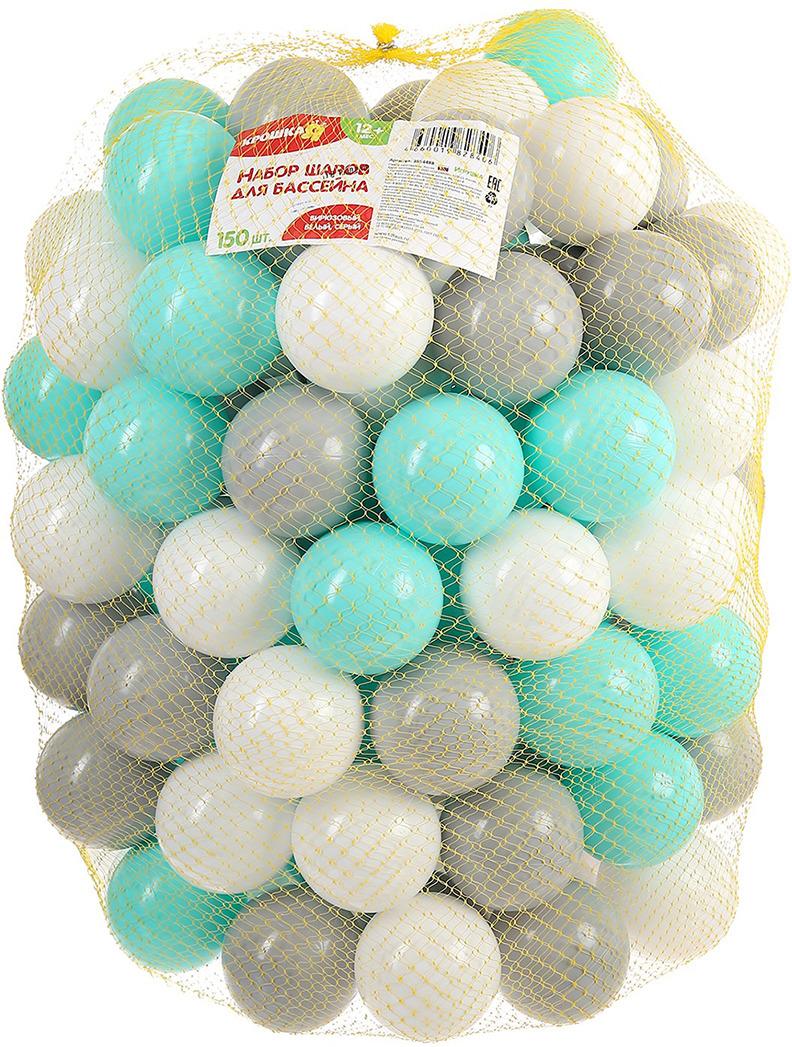 Набор шаров, 3654488, 150 шт игровой центр крошка я шарики для бассейна 90шт 1207031