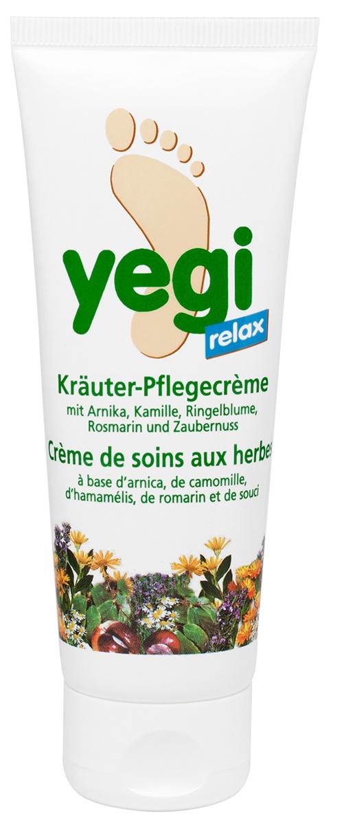 Крем для ухода за кожей Dr. Wild Травяной питательный крем для ног